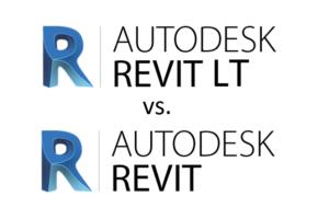 Revit vs. Revit LT